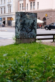 Kaupungintalon puisto